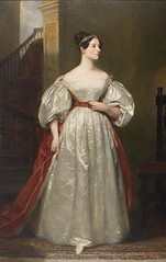 Ada King (née Byron), Countess of Lovelace (1815–1852) Mathematician, 1836