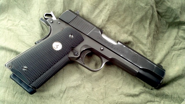 1911 Wraparound Rubber Grips - Page 3 - Ruger Forum