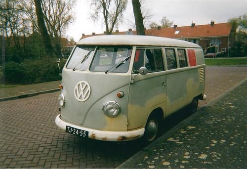 TJ-24-55 Volkswagen Transporter kombi 1962