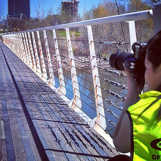 Covering Humber River Bridge W
