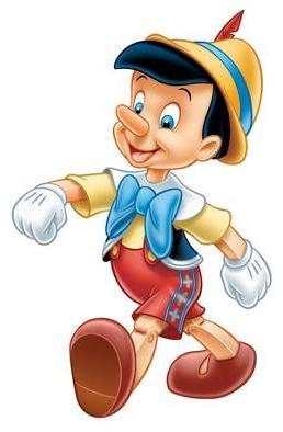 Pinocchio - Inspiration