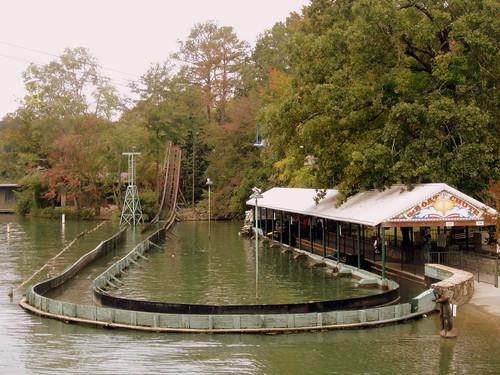 The Boat Chute - Lake Winnie
