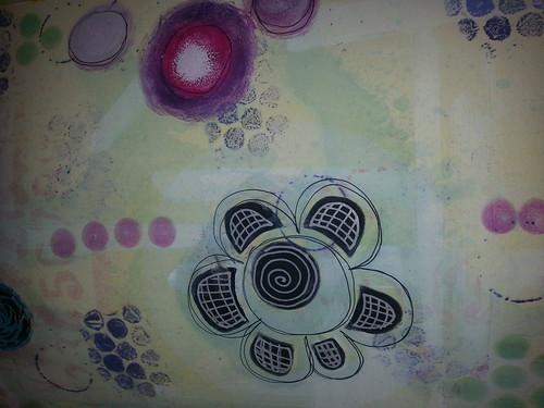 art journal friday by Mellobi77