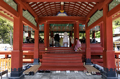 Marriage at Kamakura