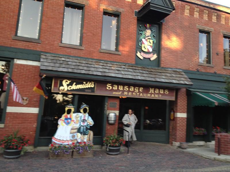 Schmidt's Sausage Haus in Columbus, OH