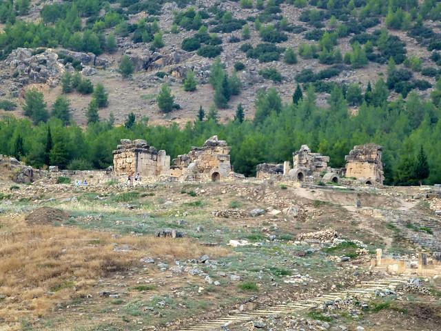Turquie - jour 12 - De Kas à Pamukkale - 193 - Hierapolis
