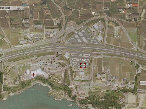 GoogleMapはダメだったがgoo地図なら、ちゃんと見えた♪