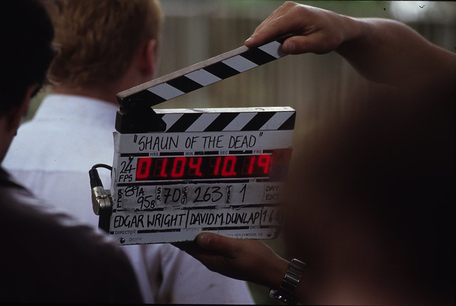 'Shaun of the Dead' Photo-a-day / Shoot Day 19 / June 1st, 2003