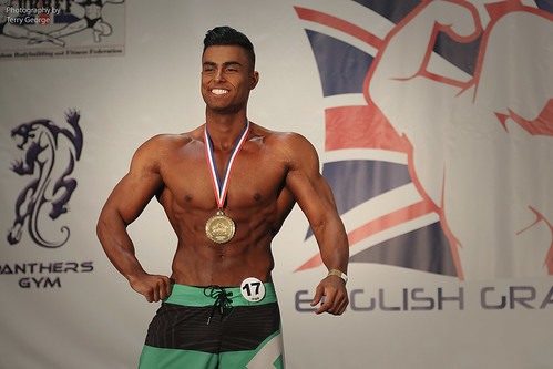 UK BFF ENGLISH GRAND PRIX FITNESS