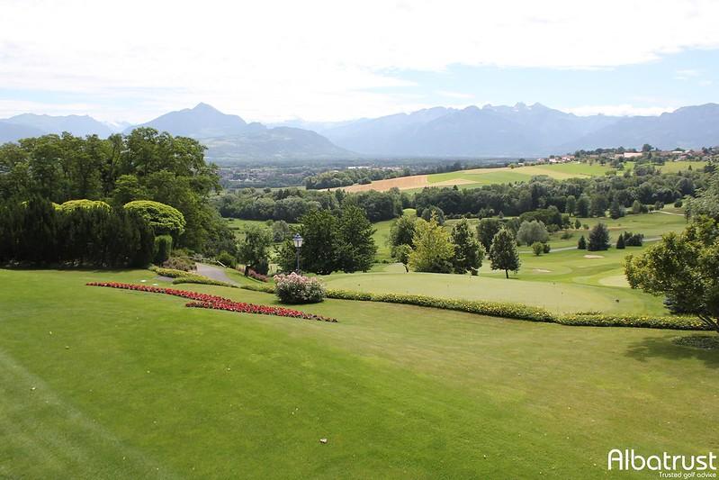 photo du golf Golf Club Esery - Parcours