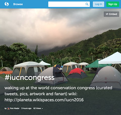 Storify: #IUCNCongress