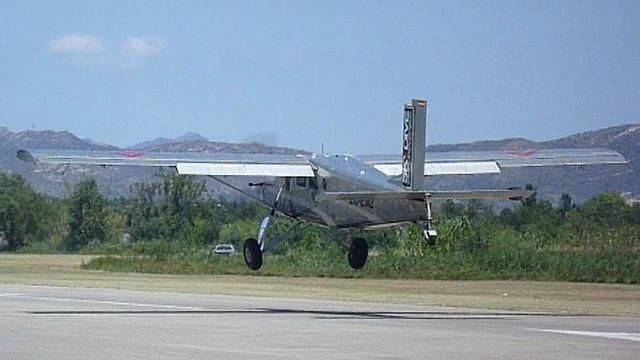 Pilatus PC-6 Skydive Empuriabrava