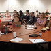 Workshop attendees in Bryan's session by lawrence_makerspace