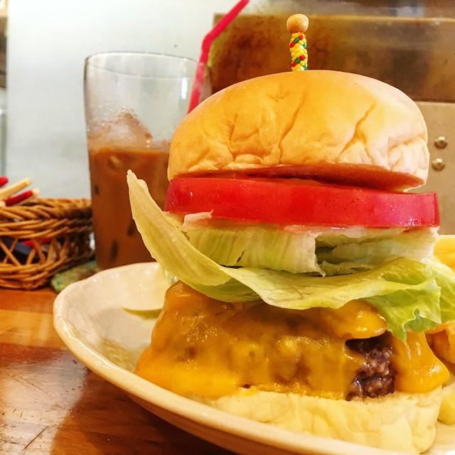 美味しい楽しいまた来たくなるハンバーガー屋さん〜木道天国(田原町)〜