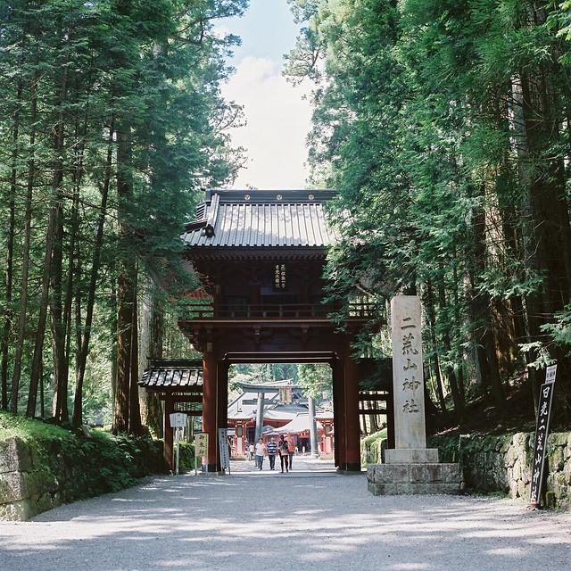 R1-08 ₋ ≪日光二荒山神社≫