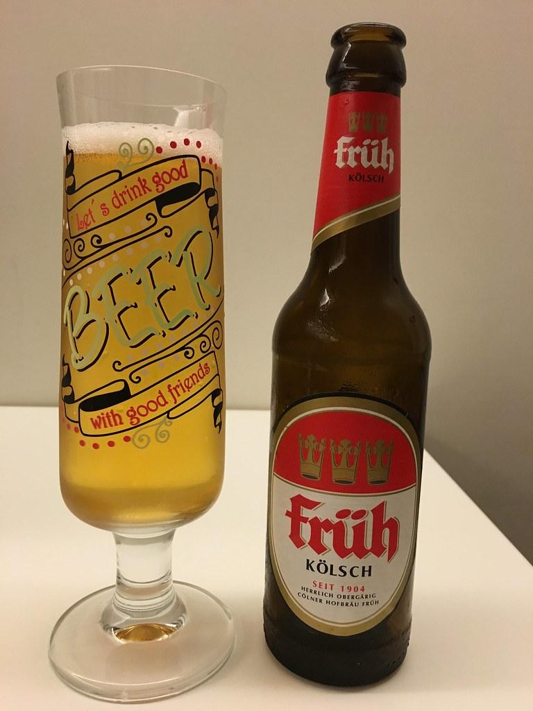 Beer kolsh fruh