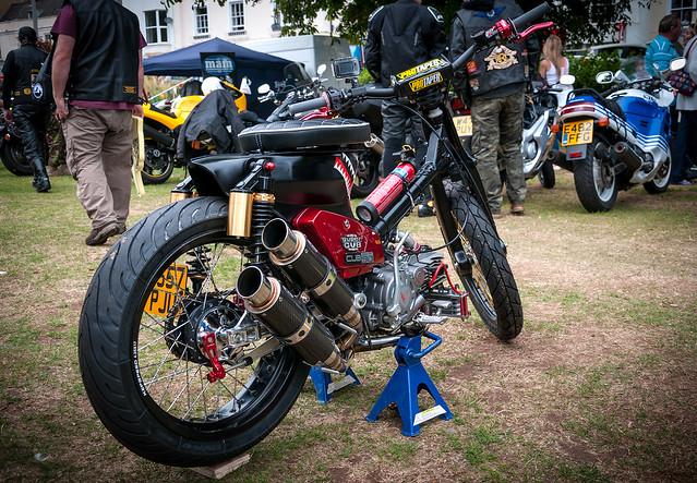 dawlish warren bike meet