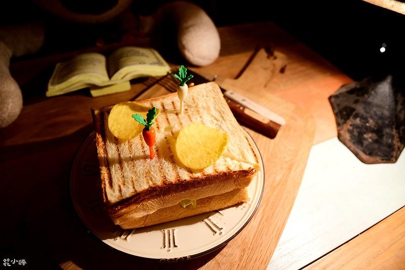 板橋早午餐Petit Tuz小兔子鄉村菜單電話 (15)