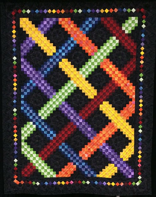 Woven Colors Quilt by, Apple iPhone 5s, iPhone 5s back camera 4.15mm f/2.2