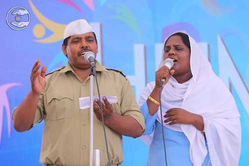 Devotional song by Giani Ram and Saathi, from Chandigarh