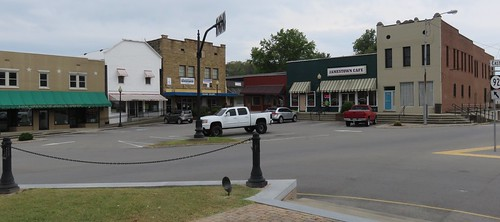 kentucky ky downtowns russellcounty jamestown