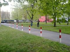 Nach Angriff auf Polizeikette (2)