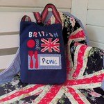 Great British Picnic Bag & Blanket
