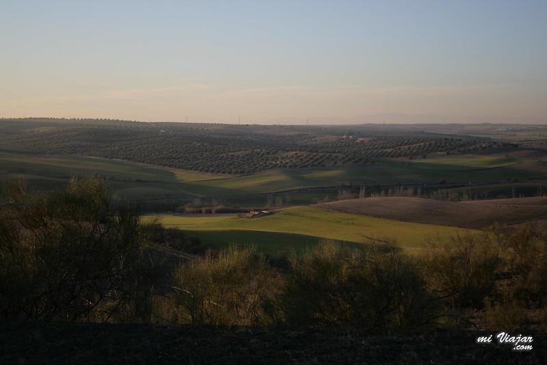 Paisaje en Castilla-La Mancha