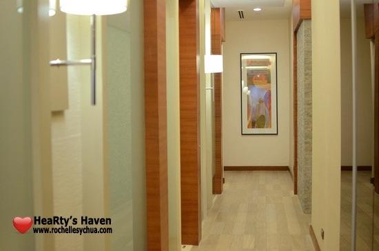 Vietura Sofitel Hallway