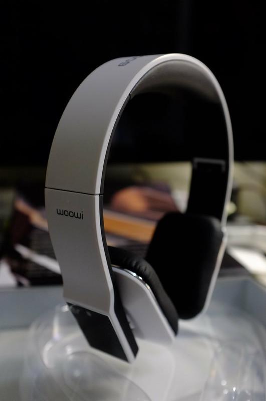 WOOWI HERO 藍牙4.0 無線頭戴式折疊耳機
