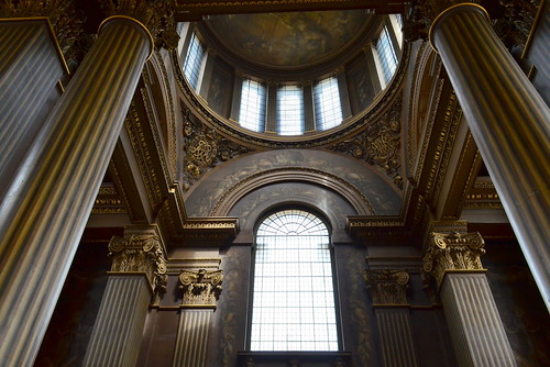 Painted Hall Vestibule
