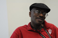 Larry Bryant, Hope Manor resident, U.S. Navy veteran