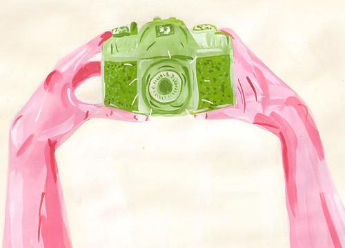 Camera Paint