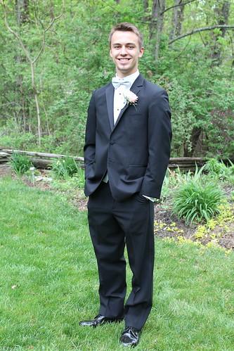 Andrew Prom 2013
