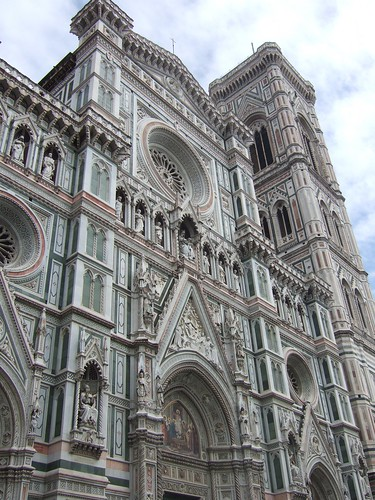 Front of Duomo