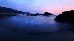 沫 Foam ~頭城,外澳 Dawn of Wai'ao, Toucheng Township~