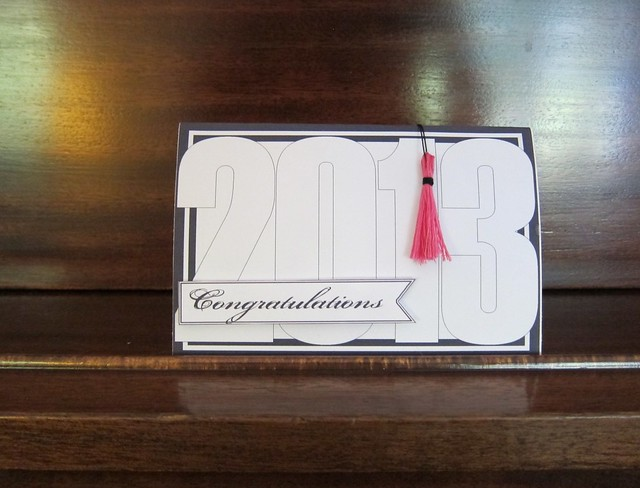 Graduation Card - free printable