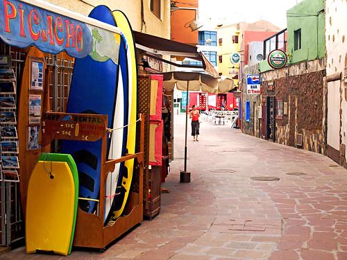 Shopping, El Medano, Tenerife