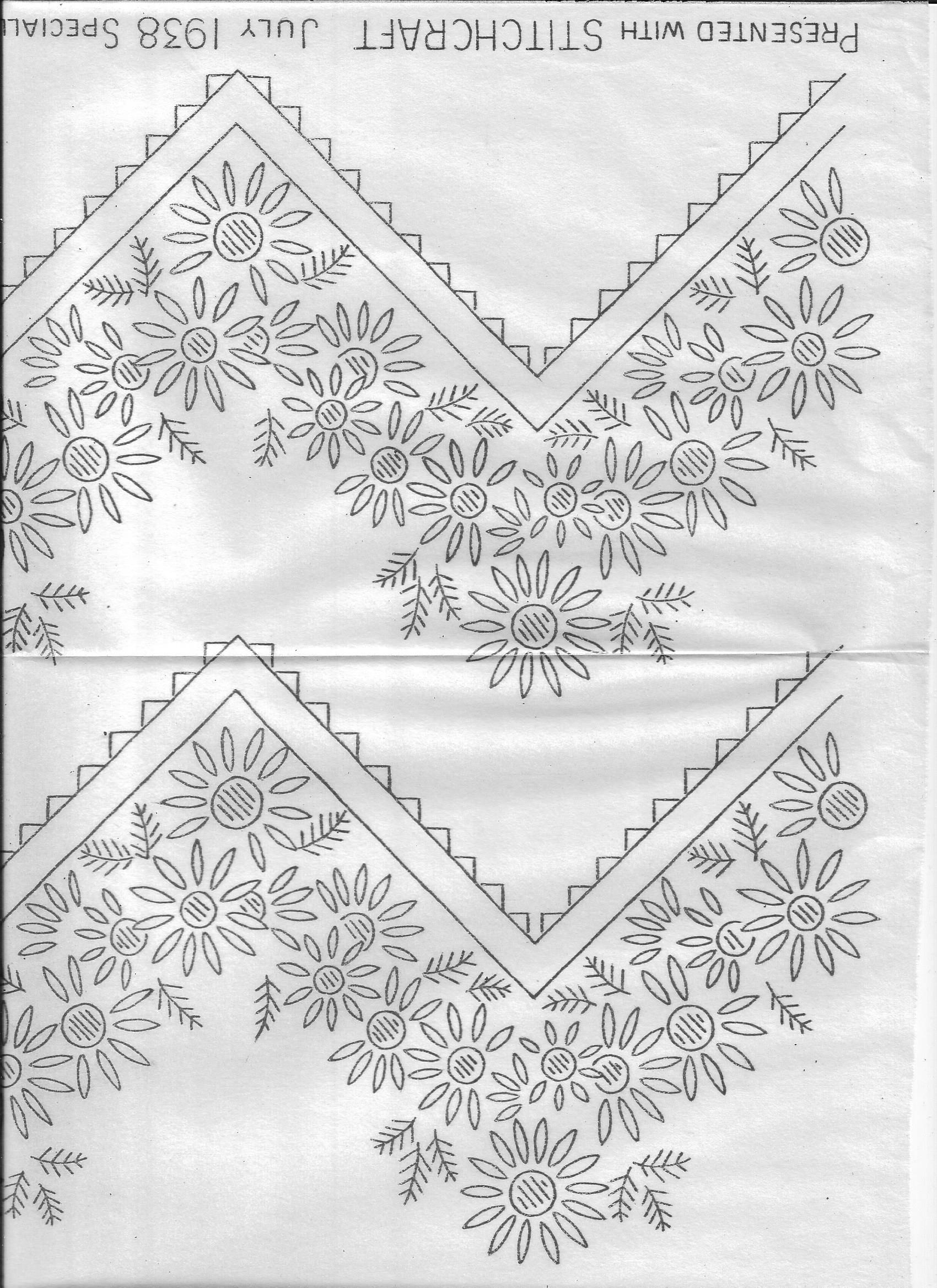 Stitchcraft July 1938