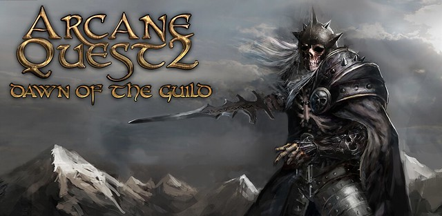Arcane Quest 2 | Windows Phone | Android | iOS | Game Cover Art