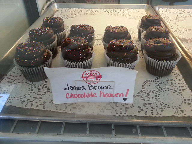 The James Browns at Sugarmama's Bakery in Austin TX