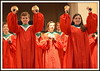 Altogether now, Dorothy Shaw Bell Choir, Central Public Library, Fort Worth, 2014