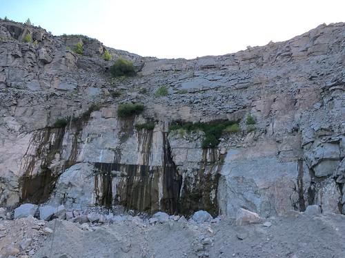 straightoutofcordova quarry rock rockquarry