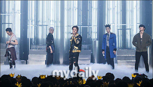 Big Bang - Mnet M!Countdown - 07may2015 - My Daily - 03