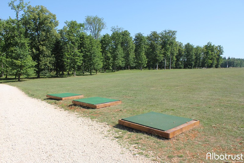 photo du golf Golf de la Chassagne - Practice - Putting green