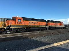 BNSF 2578