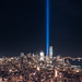 Tribute in Light 2016 (One Penn Plaza) (FiDi) by RBudhu