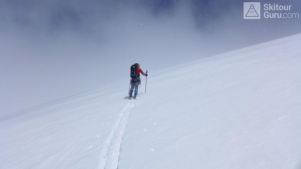 Sustenhorn (day 1, h.r. Swiss Glacier) Urner Alpen Schweiz foto 01