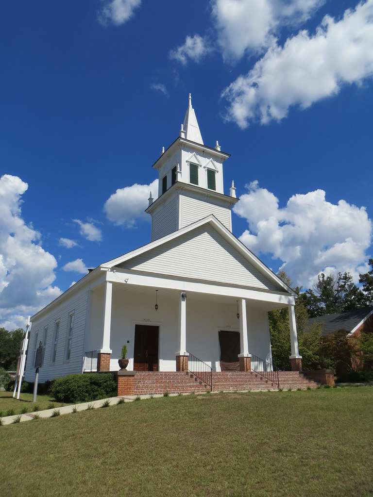 Alabama russell county hatchechubbee - Seale Umc Seale Al