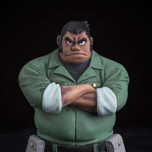 限値練《4INCHNEL可動系列》神 隼人&《4INCHNEL Lite 造型系列》巴 武蔵&車 弁慶  共同販售!